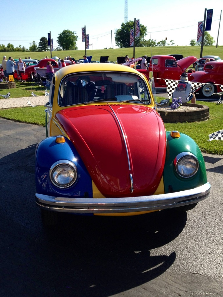 Needed a paint job and this is what they had left be entertained awesome cars volkswagen - Garage volkswagen orleans ...