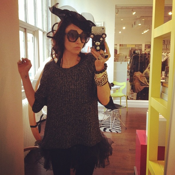 Stacey BendetDe Foudre, Style Muse, Style Aesthetic, Style Influence, Gutless Town, Style Pinboard, Stacey Bendet, Cutting, Fashion File
