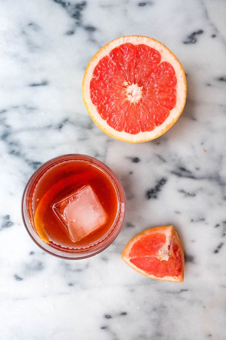 Cocktail Hour: The Grapefruit Negroni.