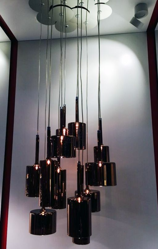 Spillray from axo light is now available in copper the latest trending finish lighting