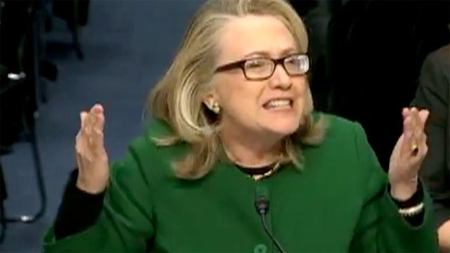 Former Secretary of State Hillary Clinton lied to the American people about Benghazi, a congressman who recently returned from a fact-finding trip to Libya told WND. Description from conservativebyte.com. I searched for this on bing.com/images