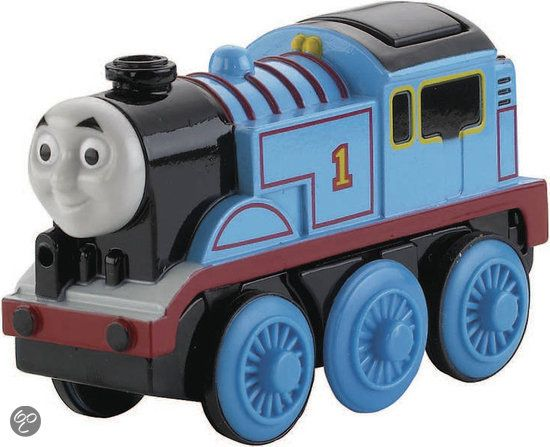 Fisher-Price Thomas de Trein Hout - Thomas