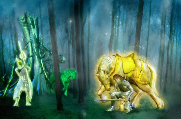 Sir Gawain and the Green Knight Essay Sample