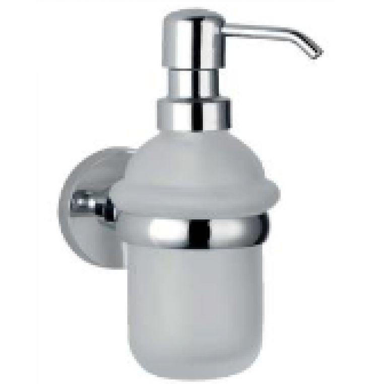 Kohler Cruz Soap Dispenser & Holder In Polished Chrome