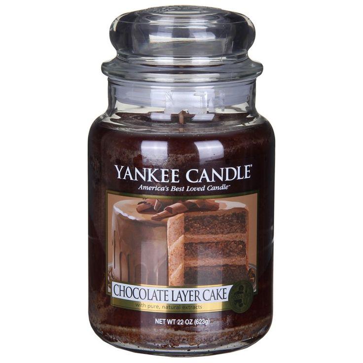 Om du gillar choklad så bör du köpa detta ljuset, det är en av de godaste dofterna jag känt, och då gillar jag som sagt knappt choklad. :)
