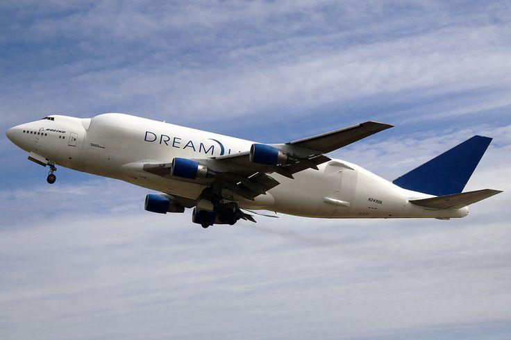 Boeing Aircraft Holding Co Boeing 747-4J6LCF Dreamlifter N249BA ...