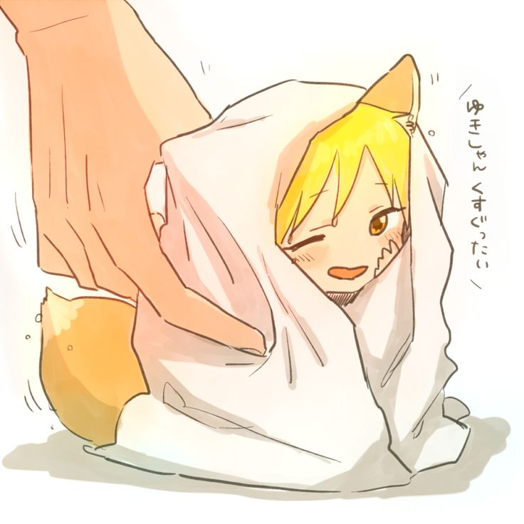 Kise // He looks so cute and tiny! I can just picture him fitting into my palm and aw~!