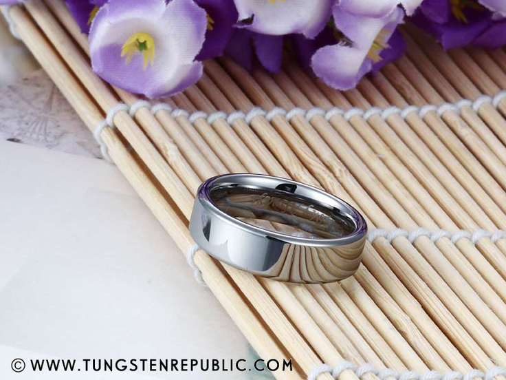 my love my friend my always custom engraved flat shiny tungsten carbide wedding band for men and women you can also design your own wedding band at