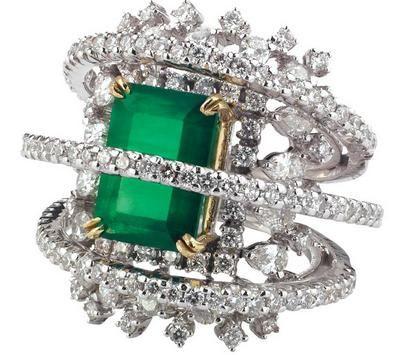 Diamond Ring  by Khanna Jewellers