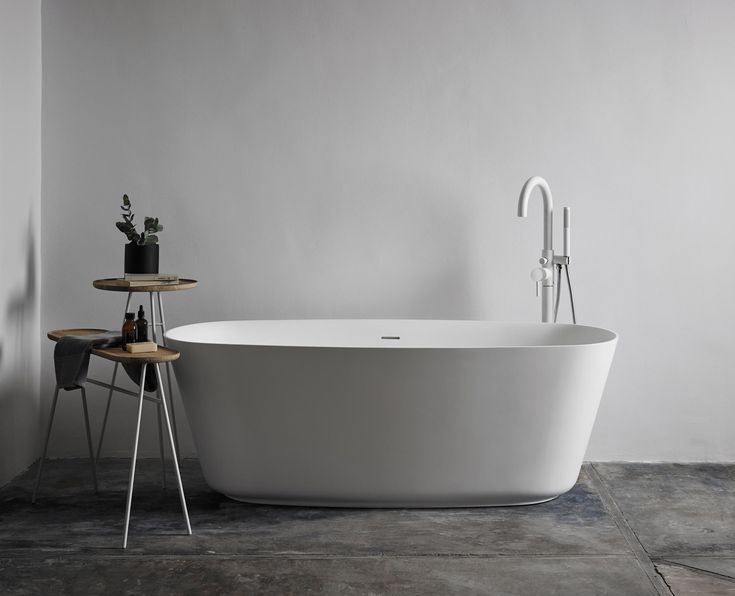 A beautiful example of how to make your @LaufenBathrooms bath the star of the show.