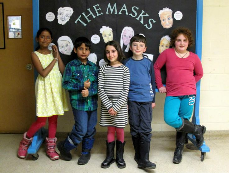 Our Sonnet kids for 2014- Borno, Dushane, Phoebe, Lachlan, and Zohar -2014 #Shakespeare #Sonnets #ValentinesDay #Fundraiser #Toronto #Education #Gift