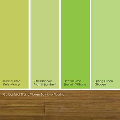 Suggested Spring Green Paint Picks. One For The Bathroom. Color Paints ...