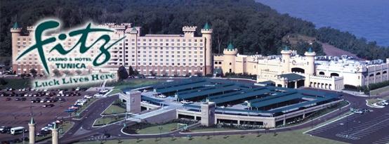 Fitz Casino & Hotel, Tunica, MS  www.fitzgeraldstunica.com/tunica