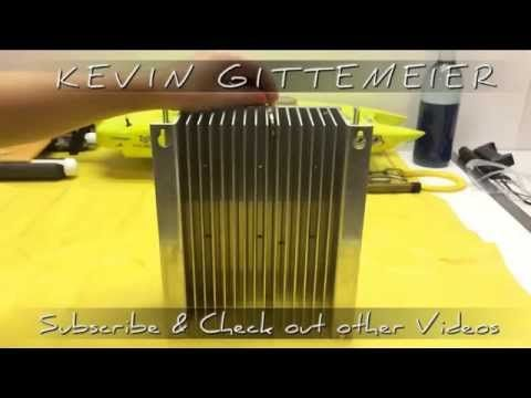 Lenz's Law & Eddy Current Demonstration & Explanation Using Copper, Aluminum & Magnets - YouTube