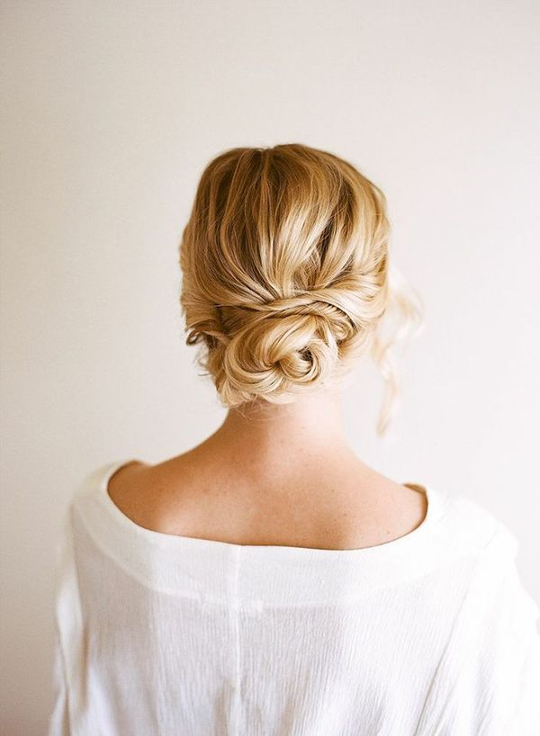 Gorgeous DIY updo