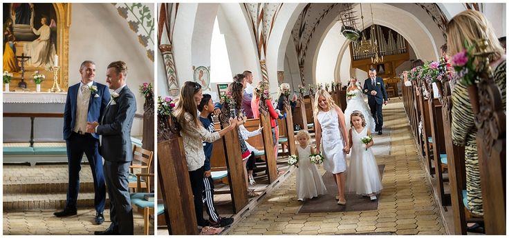 Wedding at Amager strandvej. Nanna + Peter