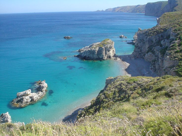 kaladi beach kythira - Google Search