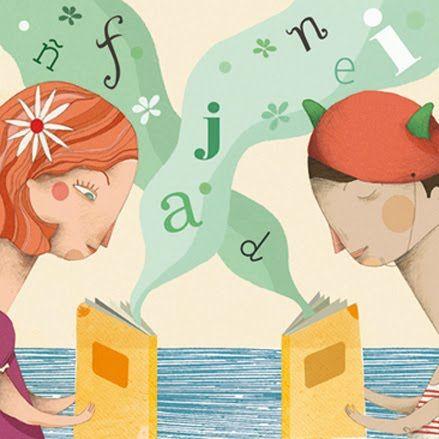 Reader interchange / Intercambio lector (ilustración de Beatriz Barbero)