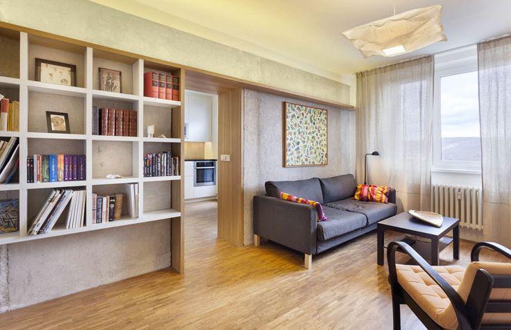 Rekonstrukce bytu v Brně | Bydlení IQ