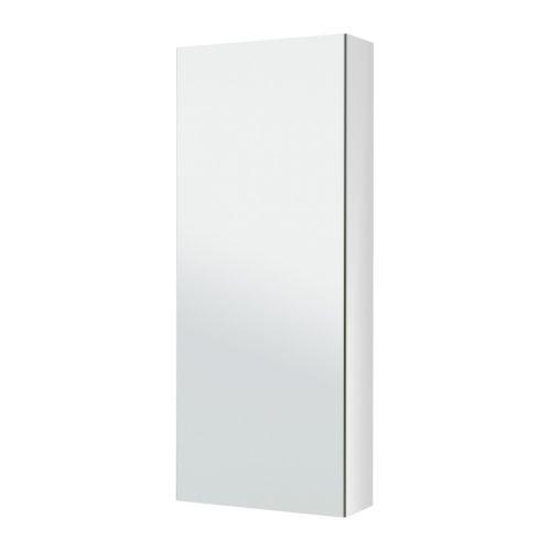 GODMORGON Armario con espejo, 1 puerta IKEA 10 años de garantía. Consulta las condiciones generales en el folleto de garantía.