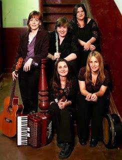 Cherish the Ladies - Irish American traditional music at its best.