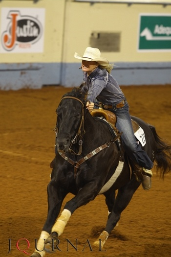 "At one point, Janna Beam was told that her prize barrel horse and partner, Perks Advantage, would never compete again. Learn the story of Janna and ""Willie"" and their road to the 2012 senior barrel racing world championship. http://aqha.com/Showing/World-Show/Classes/Open-Western/Senior-Barrel-Racing.aspx"
