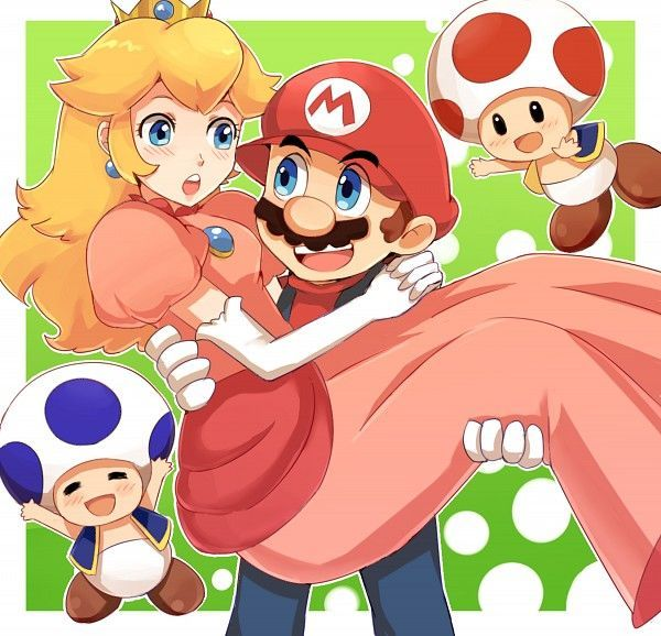 17 Best Images About Mario Anime On Pinterest