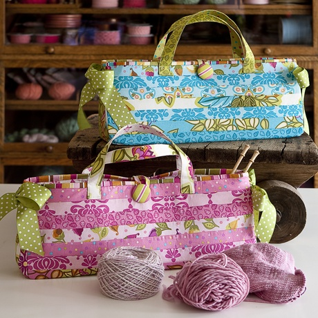 Free Knitting Bag Patterns To Sew : 1000+ images about Fat Quarter & Jelly Roll Crafts on ...