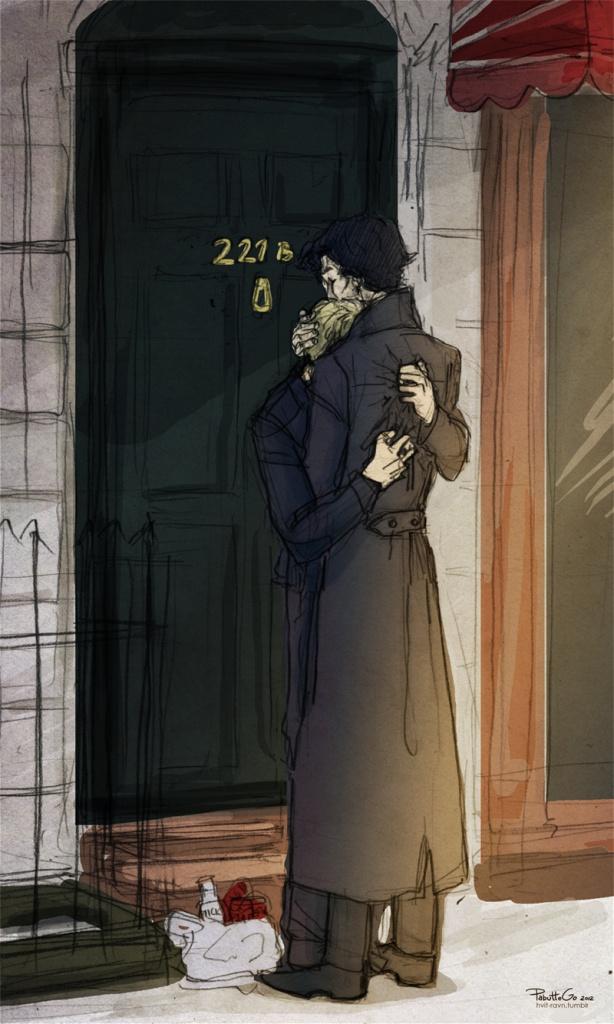 коты шерлок холмс и доктор ватсон картинки оао маз