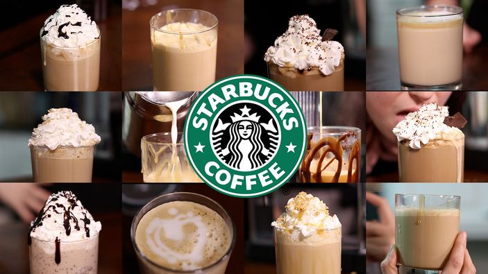 So we were stupid and decided to make 10 Starbucks drinks on a Friday night with champagne involved.  Join us on our caffeinatedjourney, deep into the heart of rapid heart rate learning several tips, tricks techniques and facts about making sooo many different beverages from Starbucks. We save Julia