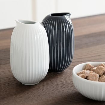 Hammershøi jug 0,5 L, white - Carafes & Pitchers - Tableware - The most comprehensive selection of Finnish and Scandinavian design online. All in-stock items ships within 24 hours!