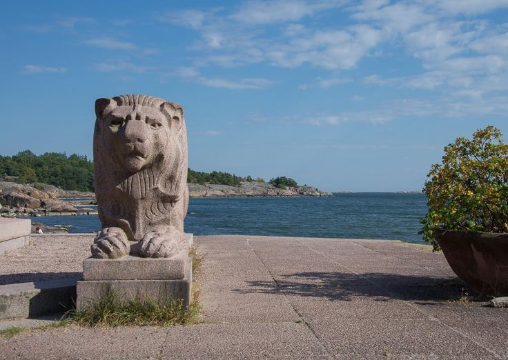 The Monument of Liberty (part), Hanko