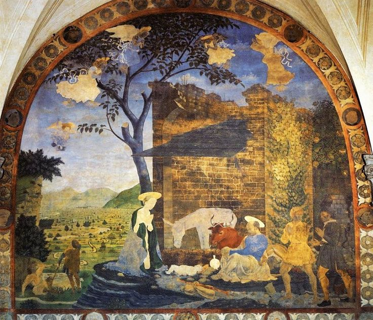 Nativity of Alessio Baldovinetti