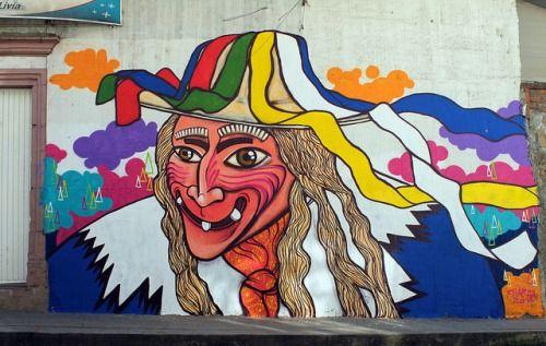 charquipunk: mascara de viejito on Flickr.