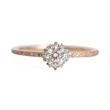 Japanese Apricot Ring Supreme Engagement