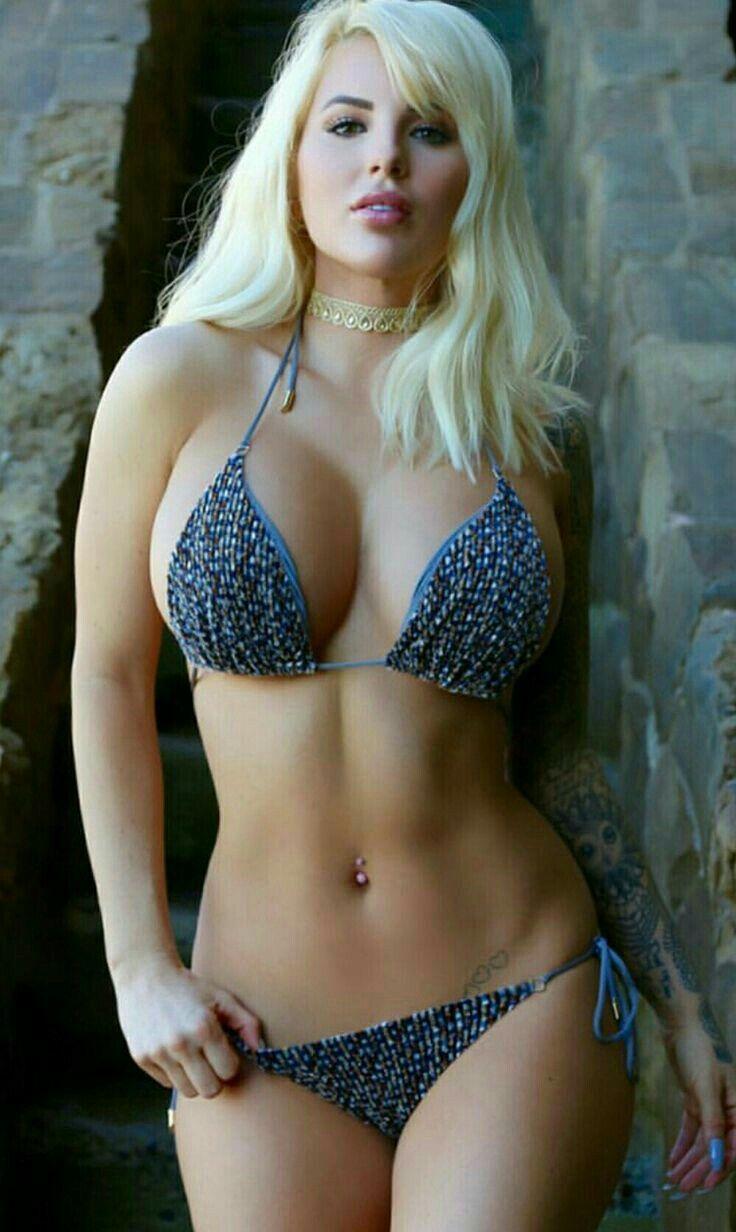 Babe beach beach bikini think she