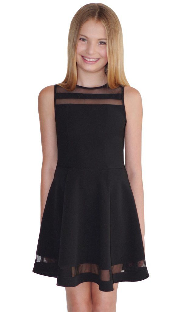 When your tween girl needs something that screams style, Sally Miller's sophisticated dresses come to the rescue! Simply fabulous! Made in New York!