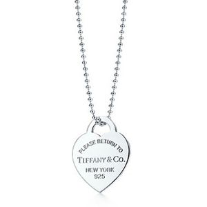 Tiffany Co Return to Tiffany Heart Tag Pendant Check out the website