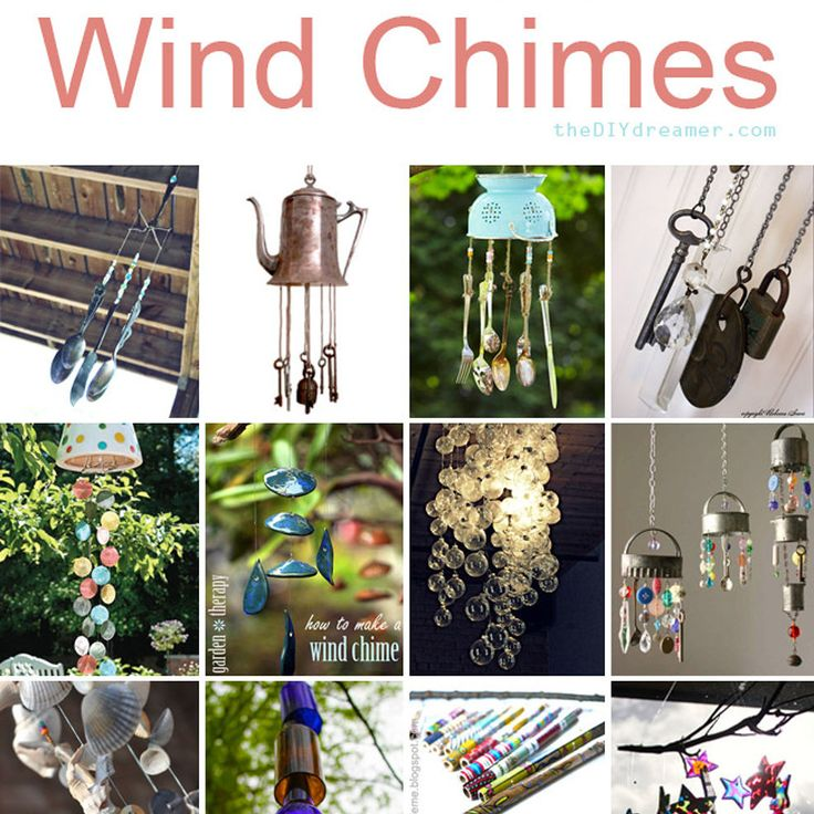 can you ever have to many wind chimes?
