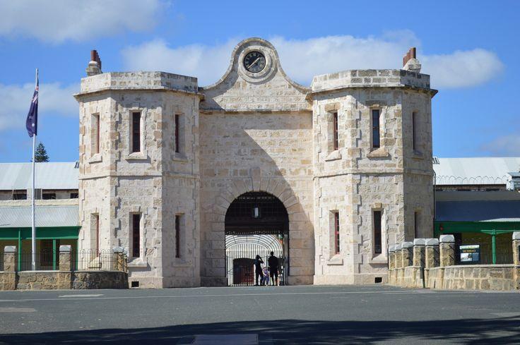 Freemantle Prison, WA, Australia