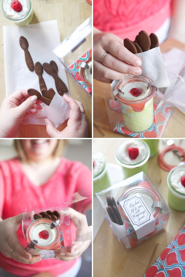 Cookie Spoons | Oh Happy Day