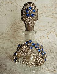 Something Old.... #Vintage #Perfume #Bottle  - love it!