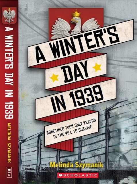 Melinda Szymanik: A Winter's Day in 1939 (New Zealand Cover) Also - link to teacher notes: http://www.scholastic.co.nz/Resources/Notes/A-Winters-Day-in-1939.pdf
