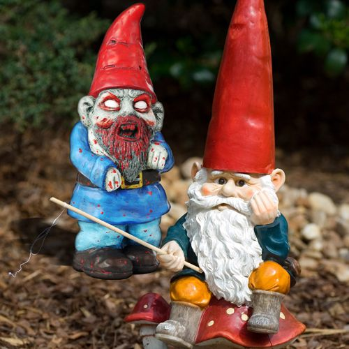 16 best Ugly Garden Ornaments images on Pinterest | Lawn ...