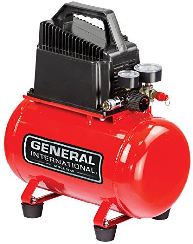 General Intl. Power Products AC1200 Portable 3 gallon Oil Free Air Compressor 0.6 CFM 115 PSI Red Review https://bestridinglawnmowerreviews.info/general-intl-power-products-ac1200-portable-3-gallon-oil-free-air-compressor-0-6-cfm-115-psi-red-review/