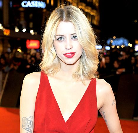 """Peaches Geldof died of a heroin overdose, the coroner ruled. I wish we could stop saying """"overdose"""" of heroin - as if there's a safe amount to take. She died from using heroin."""