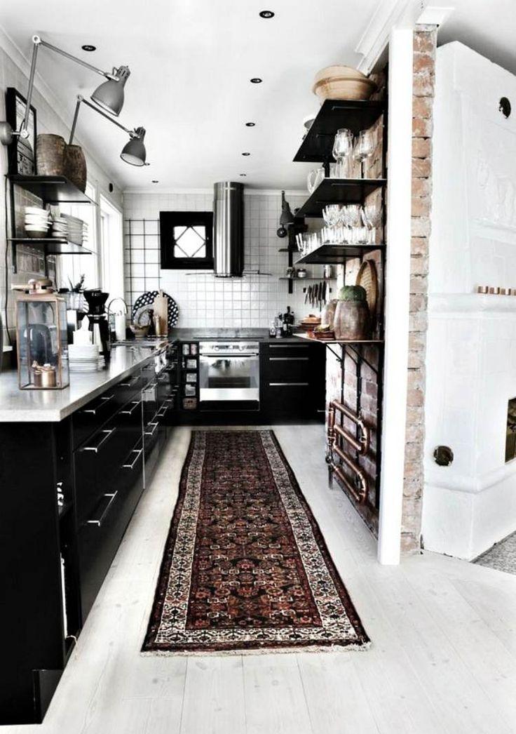 die besten 25 moderne k chen ideen auf pinterest. Black Bedroom Furniture Sets. Home Design Ideas