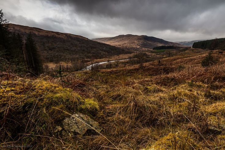 Mull Glen by Chris Simmons Photography