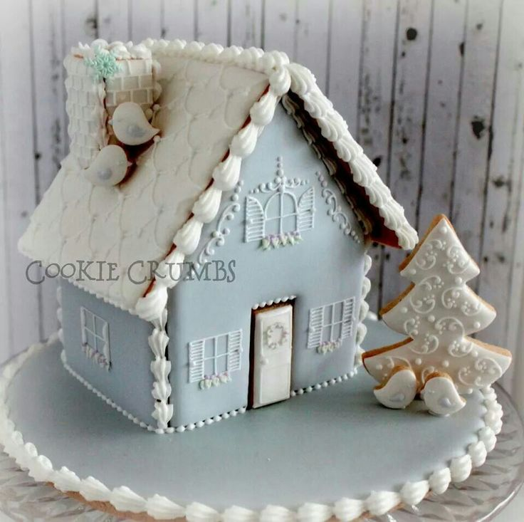 Gingerbread House by Cookie Crumbs