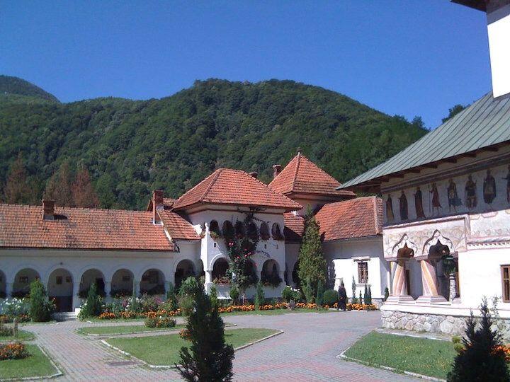 Lainici Monastery, Gorj County